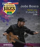 João Bosco - Festival Internacional Canarias Jazz & más Heineken