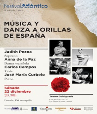 MUSICA Y DANZA A ORILLAS DE ESPAÑA