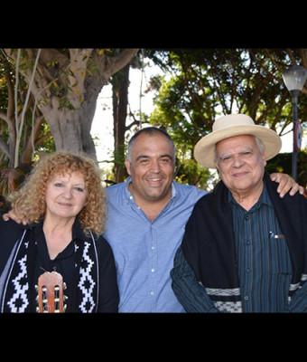 MILONGA Y PUNTO - Marta Suint, José Curbelo y Yeray Rodríguez