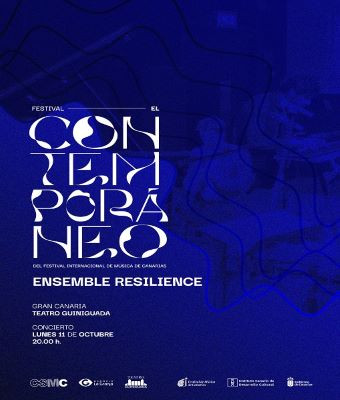 FESTIVAL EL CONTEMPORANEO-ENSEMBLE RESILIENCE