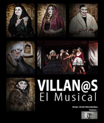 VILLAN@S, EL MUSICAL
