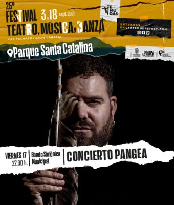 CONCIERTO PANGEA- BANDA SINFÓNICA MUNICIPAL
