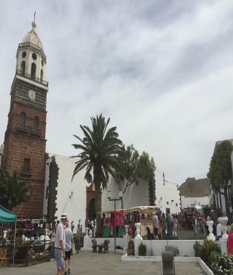 Mercado de Teguise