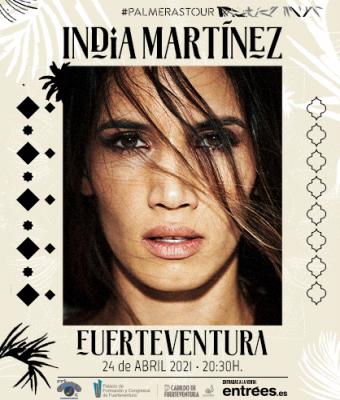 """India Martínez presenta """"Palmeras"""""""