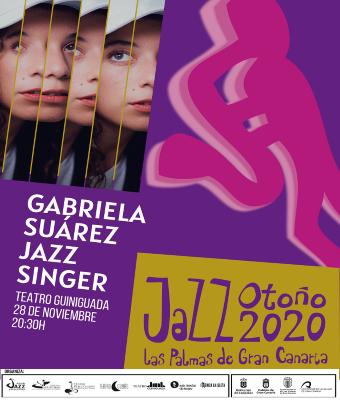 JAZZ OTOÑO - GABRIELA SUÁREZ JAZZ SINGER