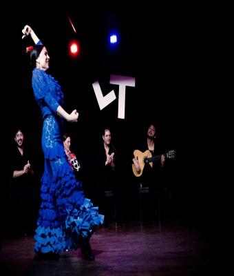 Tablao flamenco Las Tablas