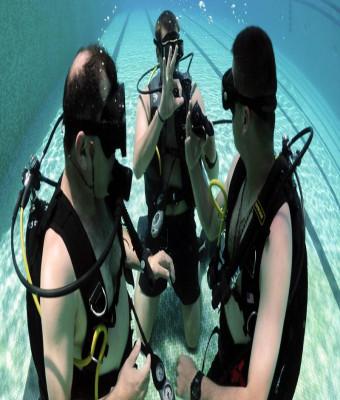 Padi Water Diver