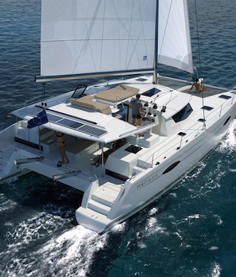 Catamaran Elsie One