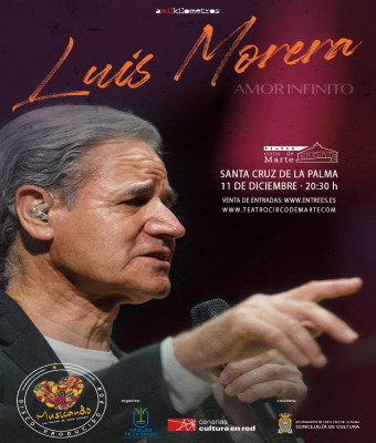 Amor infinito. Luis Morera