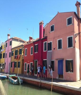 Half day Murano and Burano - Small Group