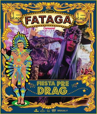 Casa Fataga - Fiesta de la Predrag
