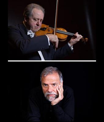 FESTIVAL  ACAPO 2019: NICOLÁS CHUMACHENCO (VIOLÍN) & JOSEP COLOM (PIANO)