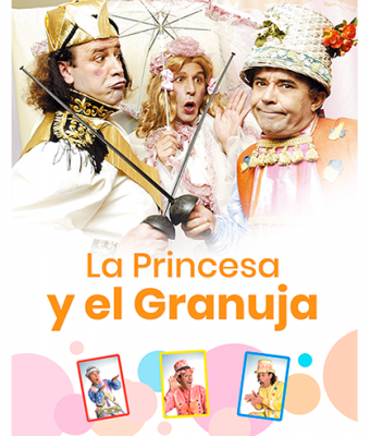 La Princesa y El Granuja
