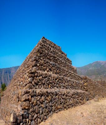 Pirámides de Güimar & Candelaria