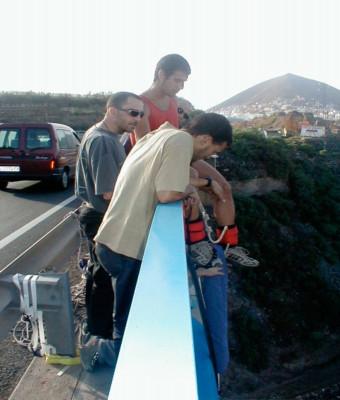 Bungee Jumping en Gran Canaria