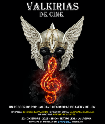 VALKIRIAS DE CINE 2019