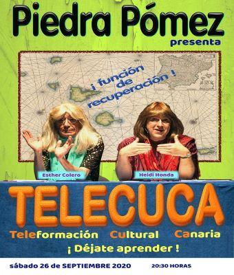 PIEDRA PÓMEZ-TELECUCA