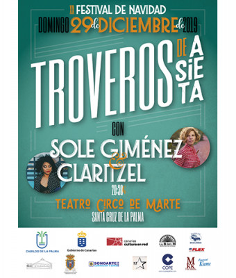 TROVEROS DE ASIETA con Sole Giménez y Claritzel