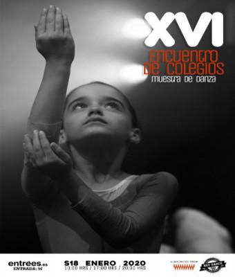 XVI ENCUENTRO DE COLEGIOS G.C Organizado por la Escuela de Danza  Keydance