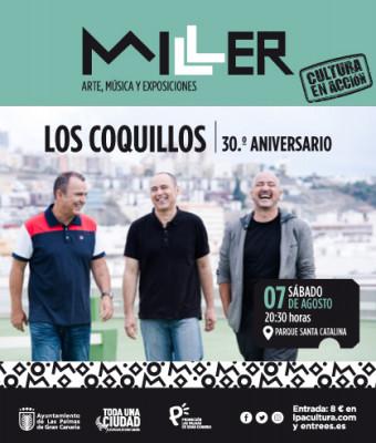 LOS COQUILLOS; 30º ANIVERSARIO