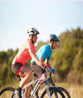 Ayagaures mountain tour by e-bikes + Tasting Tapas in Aboriginal cave