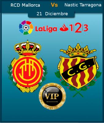 PALCO VIP PREMIUM - RCD Mallorca VS Nastic de Tarragona