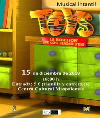 TOYS, la rebelión de los juguetes