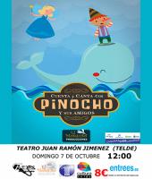Cuenta y canta con Pinocho y sus amigos