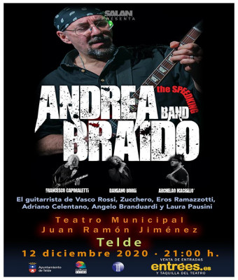 ANDREA BRAIDO BAND