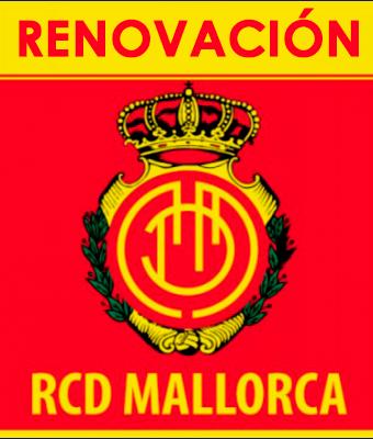 RENOVACIÓN RCD MALLORCA