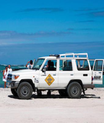 4x4 Safari sur - Cofete