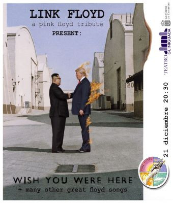 LINK FLOYD- WISH YOU WERE HERE