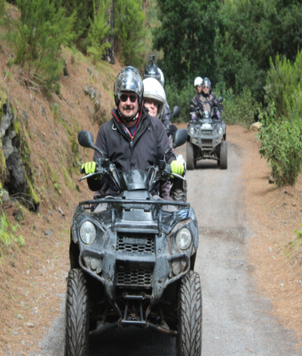 Excursiones QUAD