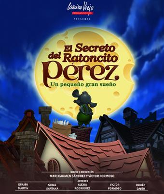 EL SECRETO DEL RATONCITO PÉREZ
