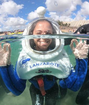 Native diving Sea Trek y escuela de buceo