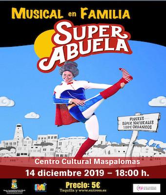 Super Abuela - Musical en familia