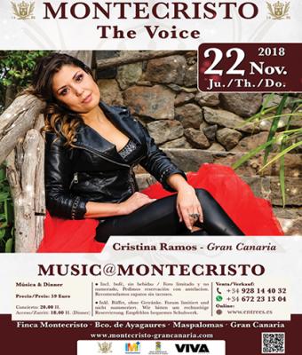 "Cristina Ramos – ""The Voice"""