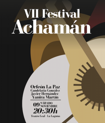 VII FESTIVAL ACHAMÁN
