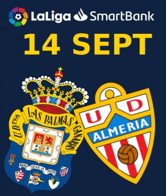 LaLiga SmartBank - UD Las Palmas VS UD Almería