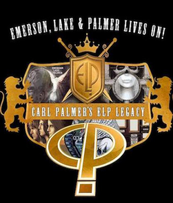 CARL PALMER - ELP LEGACY