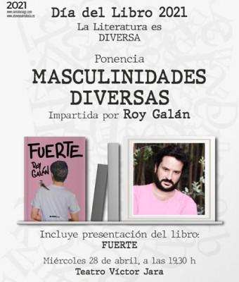 MASCULINIDADES DIVERSAS + PRESENTACIÓN DEL LIBRO FUERTE