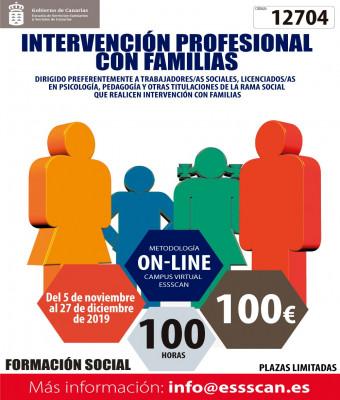 12704 - INTERVENCIÓN PROFESIONAL CON FAMILIAS