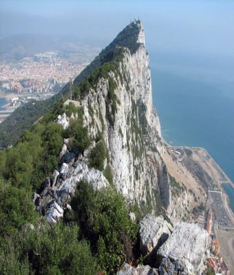 El Peñón o el peñón de Gibraltar