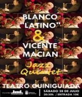 "BLANCO ""LATINO"" & VICENTE MACIAN"