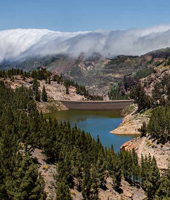 Presas canarias: ruta del centro de Gran Canaria
