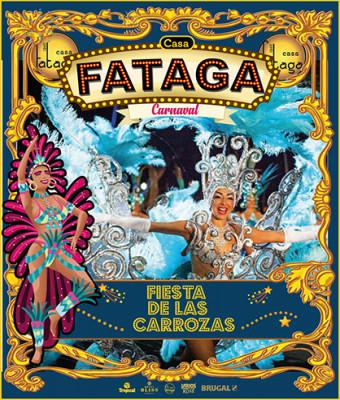 Casa Fataga - Fiesta de las carrozas