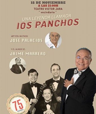 75 ANIVERSARIO LOS PANCHOS