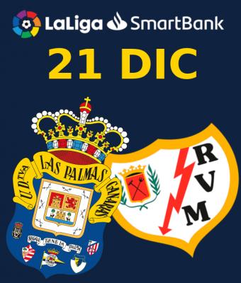 LaLiga SmartBank - UD Las Palmas VS Rayo Vallecano