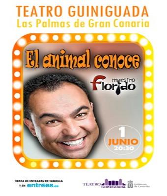 MAESTRO FLORIDO - EL ANIMAL CONOCE