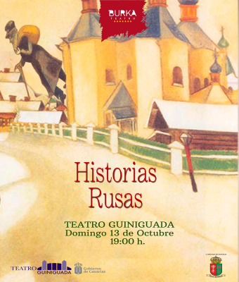 HISTORIAS RUSAS